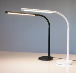 Arbeidslampe og lysterapi