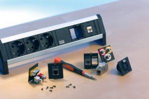 Enheter til modulplasser